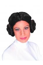 Parrucca Principessa Leila Star Wars