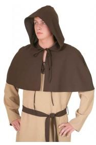 Mantello a pellegrina, mantella medievale mantellina frate