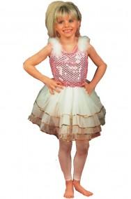 Costume Ballerina da Bambina