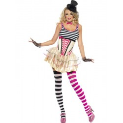 costume clown o burlesque