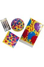 Set offerta tavola party con palloncini