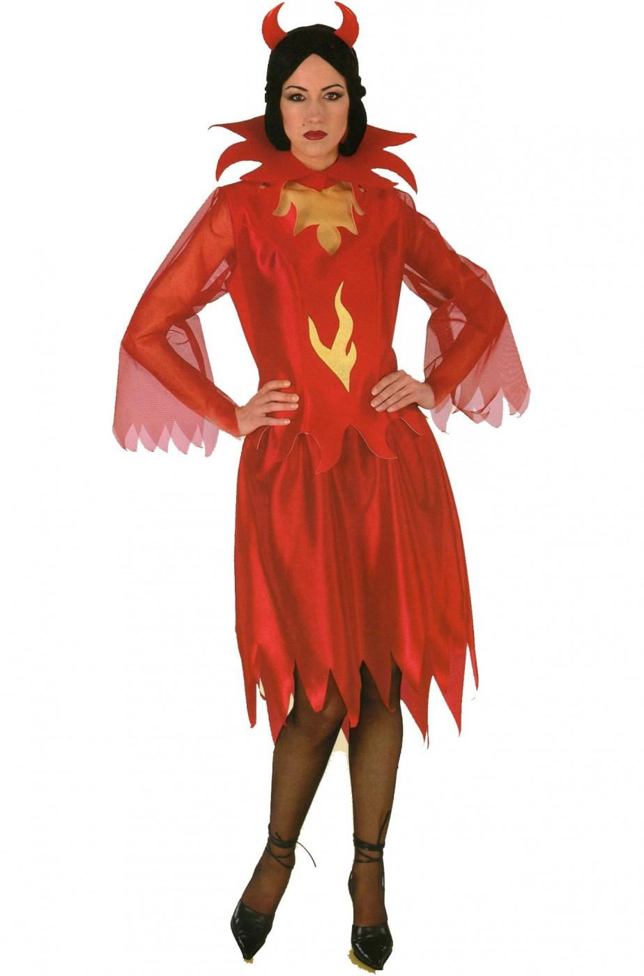 San Francisco seleziona per ultimo scegli il meglio Costume di Halloween e Carnevale da diavola