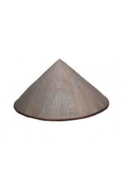 Cappello cinese o vietnamita con intelaiatura rigida