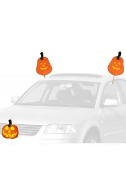 kit travestimento per auto da zucca