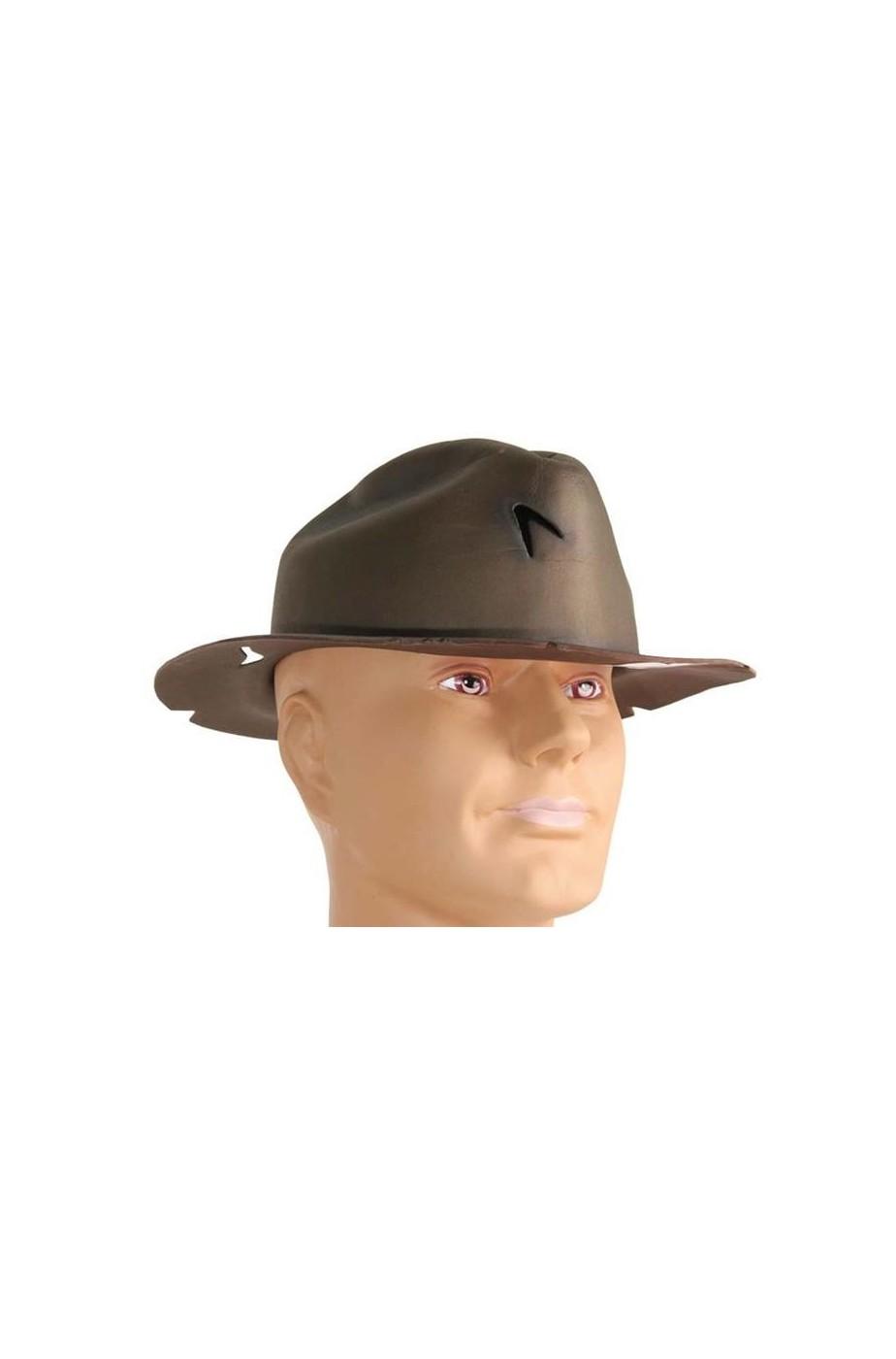 Cappello tipo Freddy economico marrone