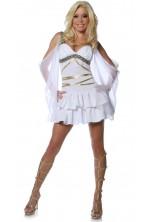 Costume donna Romana o greca per augusta Lucilla o romana