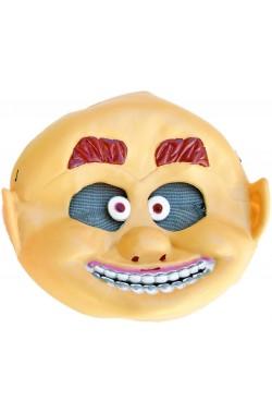Maschera Halloween bambino in PVC psicopatico