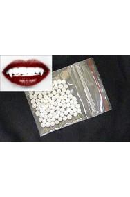 Termoplastica (colla) per fissare i denti da vampiro