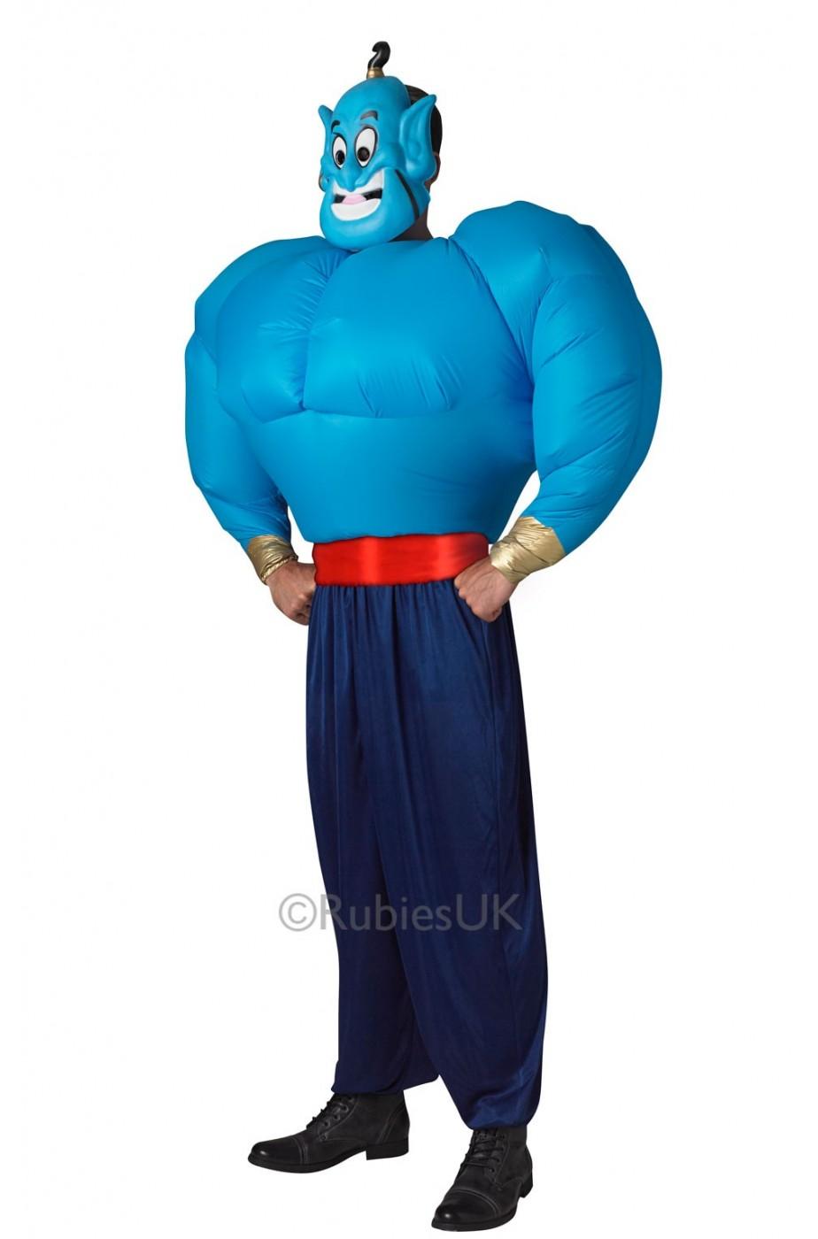 Costume Il Genio di Aladdin
