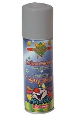 Tinta colorata per capelli Spray Lacca Colore Grigio ad8a13ee0f3f