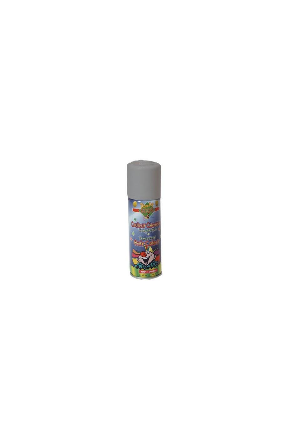 Lacca spray colore per capelli colore grigio 18caf8e7c897