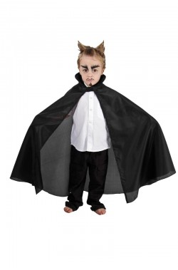 Mantello in tafeta bambino 85 cm