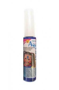 Trucco a pennello Colorata Blu ad acqua 14ml