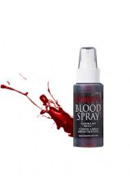 Sangue finto teatrale a schizzo