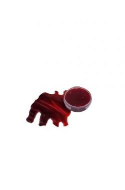 FX Sangue finto teatrale spesso ideale per escoriazioni ml3,5