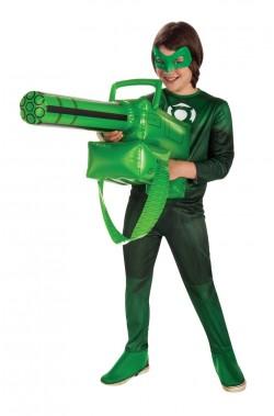 Mitragliatrice gonfiabile Green Lantern Lanterna Verde