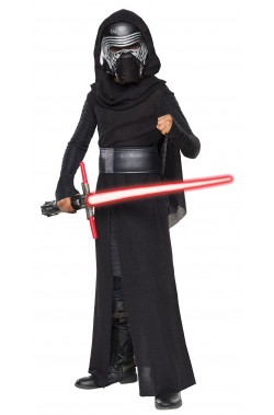 Costume Carnevale Bambino Kylo Ren Star Wars Usa la Forza