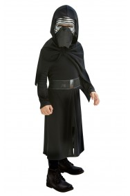 Costume Carnevale Bambino Kylo Ren Star Wars gli ultimi Jedi