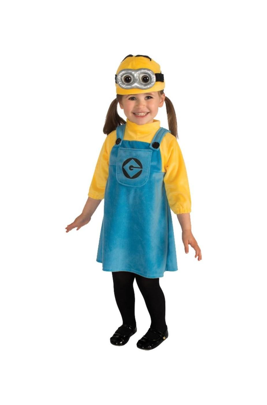 costume bambino minion