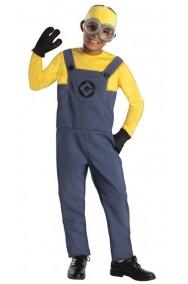 costume bambino minion originale pixar