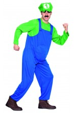 Costume idraulico Luigi