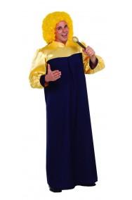 Costume adulto unisex gospel