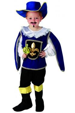 Costume carnevale Bambino Moschettiere