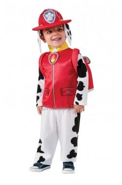Costume carnevale bambino Paw Patrol Marshall