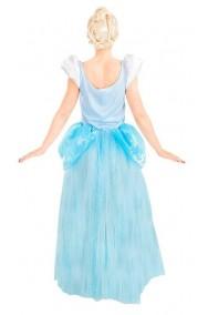 Abito Cenerentola Principessa Azzurra