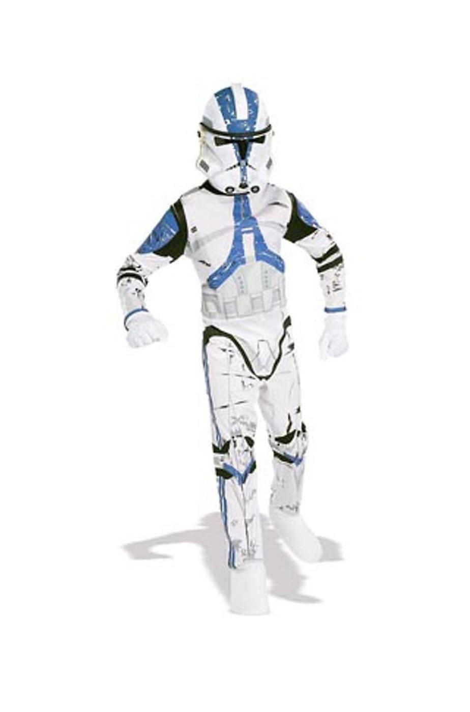 Costume carnevale Bambino Clone Trooper Star Wars Commander Cody