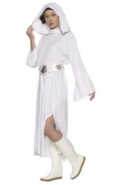 Stivali donna bianchi Principessa Leia