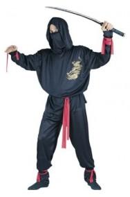 Costume carnevale adulto Ninja