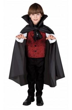 Mantello vampiro nero SOLO mantello 91 cm