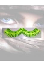 Ciglia finte Neon Verdi SPEDIZIONE ECONOMICA