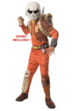Costume Carnevale Bambino Ezra Bridger Star Wars Rebels