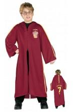 Harry Potter Tunica Grifondoro Quidditch Bambino