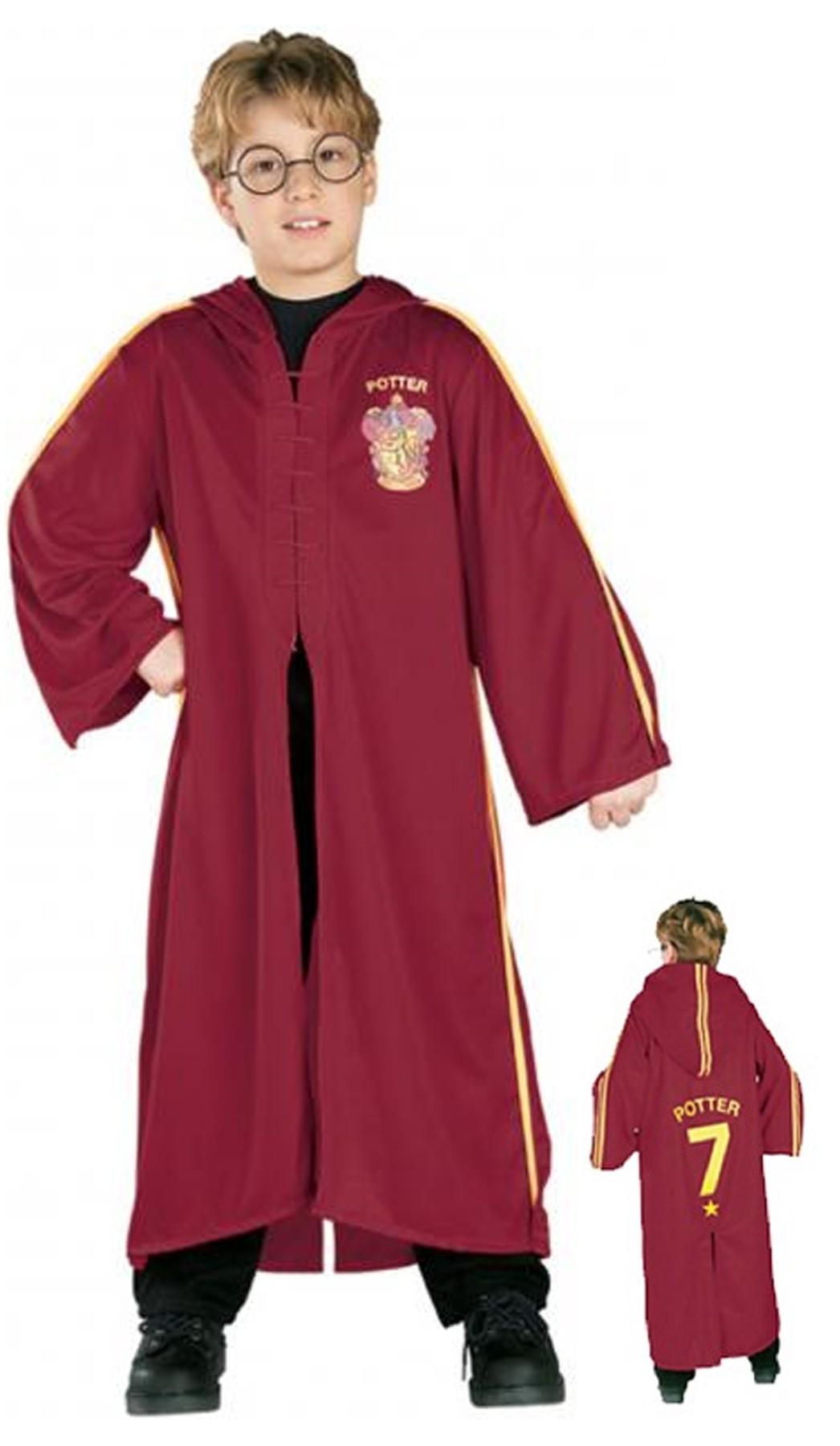 prezzi economici in uso durevole catturare Harry Potter Tunica Grifondoro Quidditch Bambino