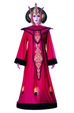Costume donna Amidala dal film Star Wars