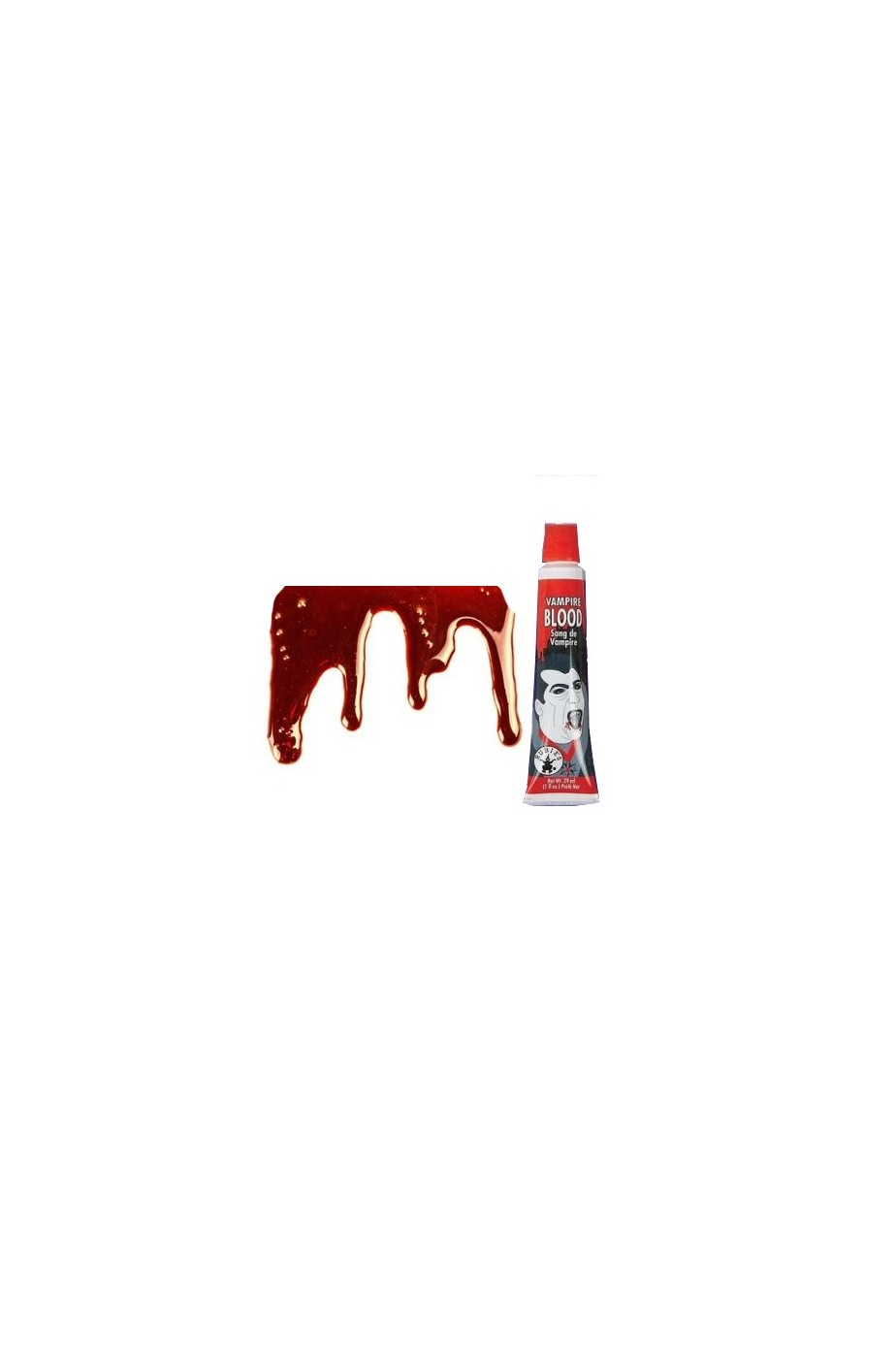 FX Sangue finto teatrale gel spesso in tubo 29ml