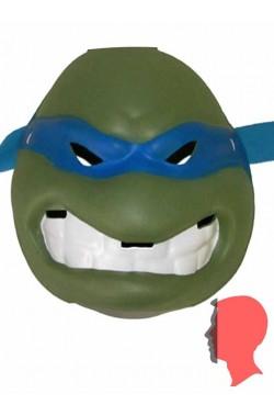 Maschera Leonardo Ninja Turtles in EVA