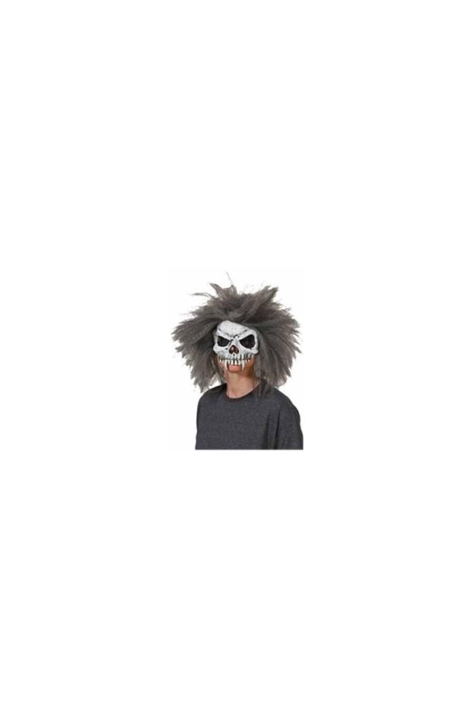 Maschera Teschio In Lattice halloween