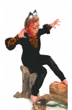 Costume carnevale Bambino Leopardo