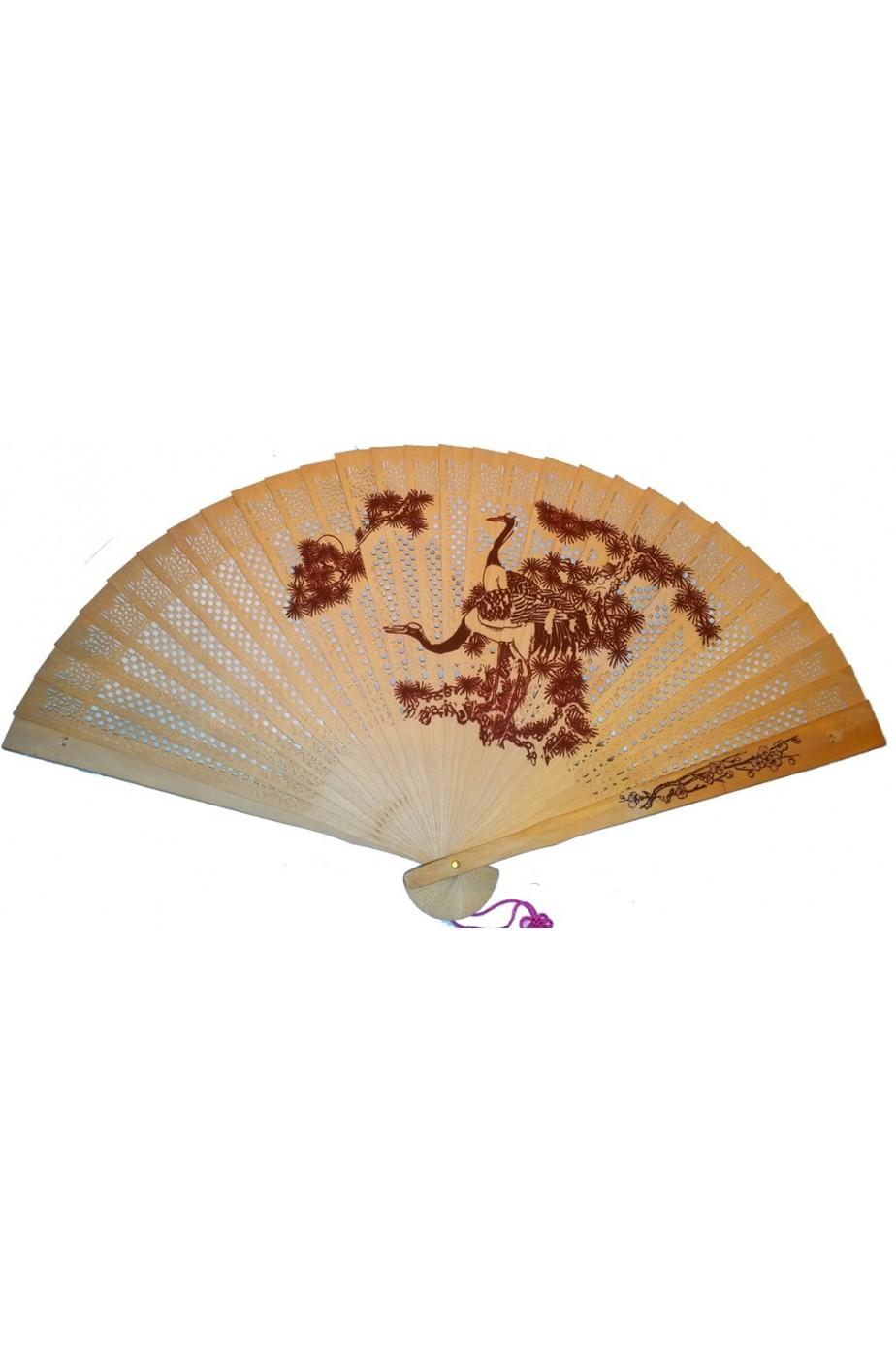 Ventaglio stile giapponese o cinese richiudibile
