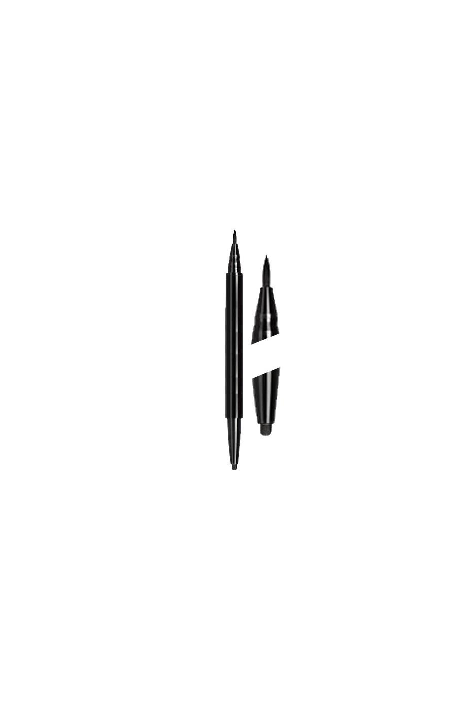 Trucco Matita Nera bipunta da una parte sottile e dall'altra grossa