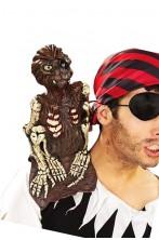 Pappagallo da spalla pirata Horror Pirati dei Caraibi