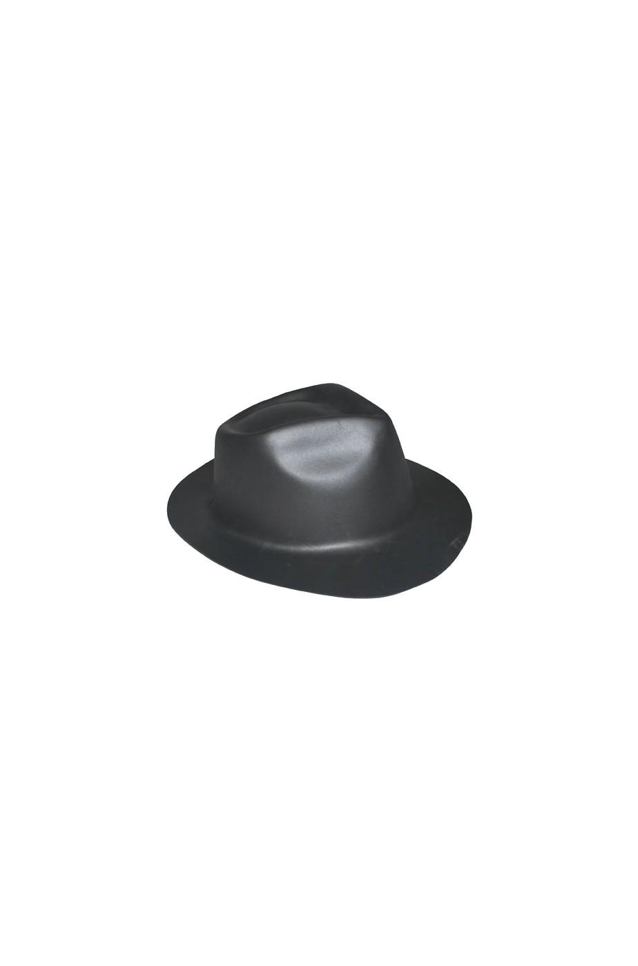 Cappello gangster Al Capone adulto in morbida EVA nero ... b4feca51b16f