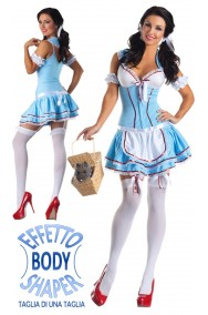 Costume Dorothy Cameriera Americana sexy