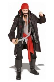 Costume uomo Pirata dei Caraibi Capitan Cutthroat