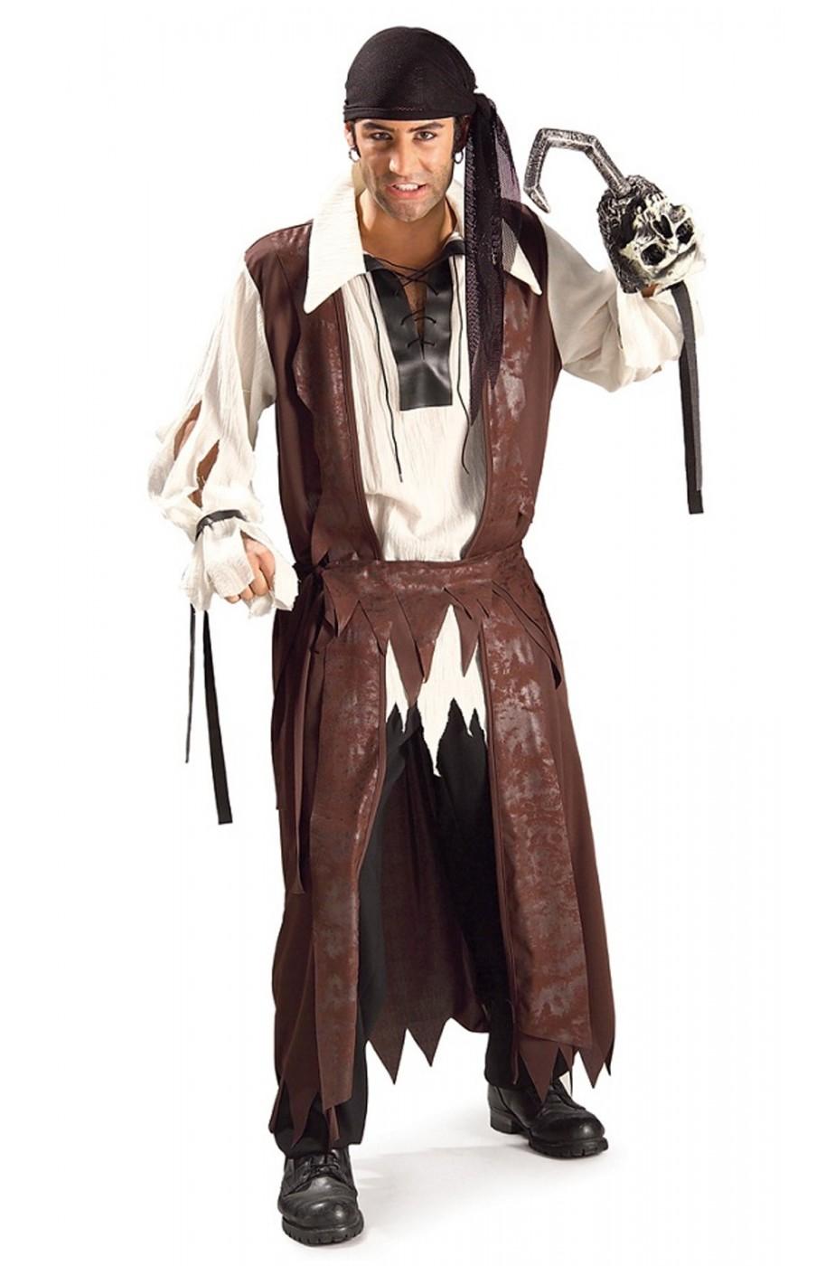 Costume uomo pirata
