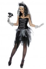 Costume donna Sposa Cadavere